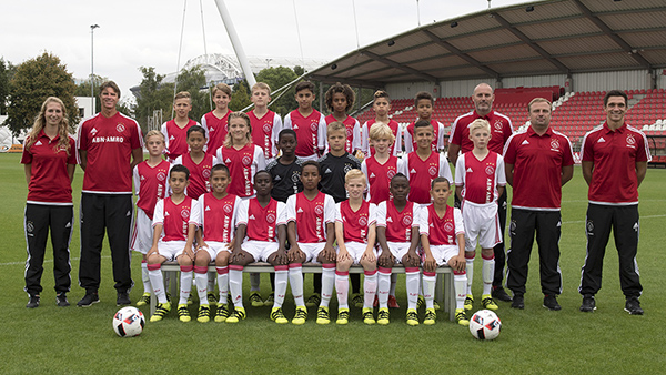 2016-09-06 Training Ajax Toekomst Amsterdam