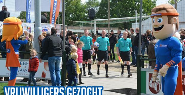 Seesing Tournament zoekt vrijwilligers!