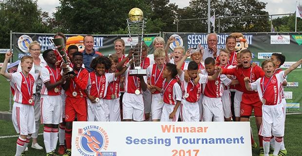 Ajax wint 15e Seesing Tournament 2017