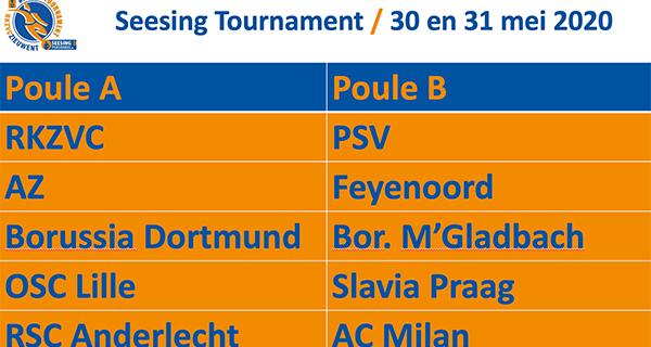 AC Milan keert terug op Seesing Tournament